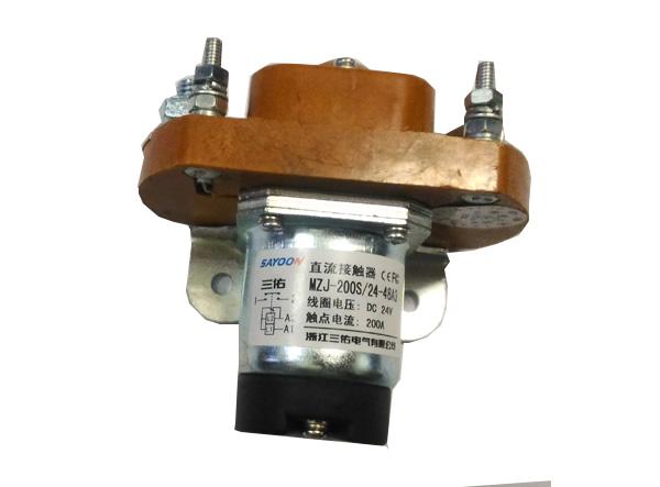 Реле выключатель массы MZJ-200S/24
