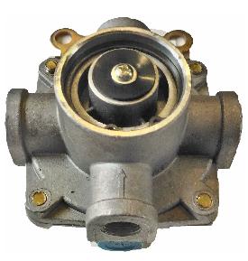 Ускорительный клапан основного тормоза